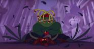 Medusa Griffin Minotaur Defeated
