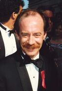 Michael Jeter at the 44th Emmy Awards cropped