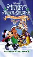 Mickey's Magical Christmas VHS