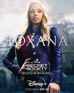 Princess Roxana Poster