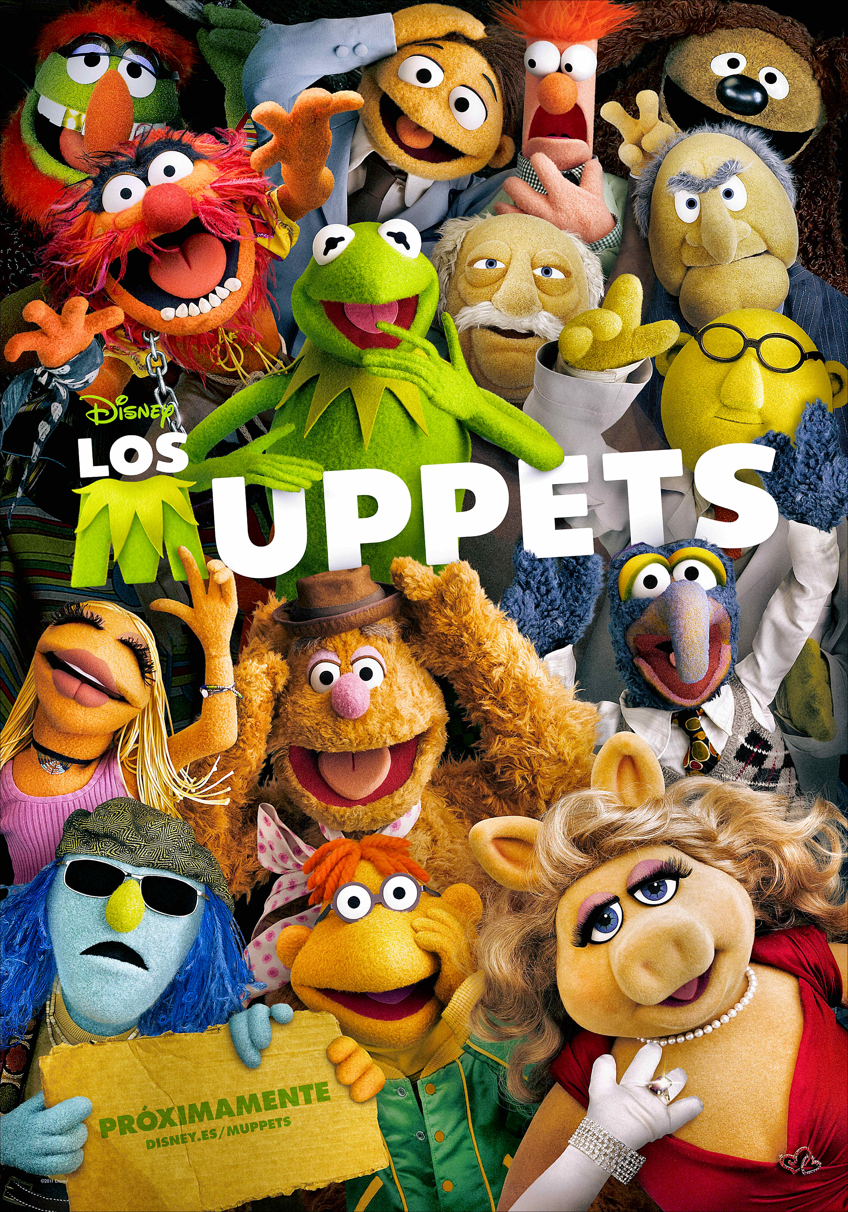 The Muppets (film)/Gallery