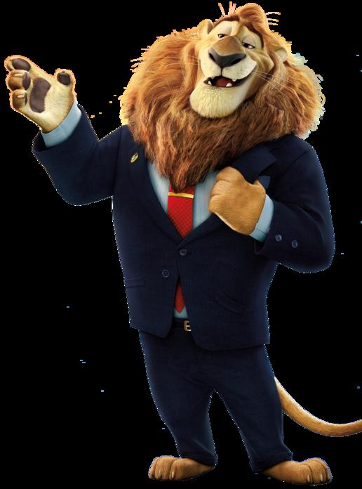 Bürgermeister Lionheart