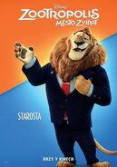 Zoomania Lionheart 1