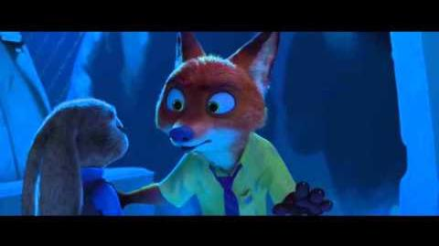 """""""Fur Of A Skunk"""" clip - Zootopia"""
