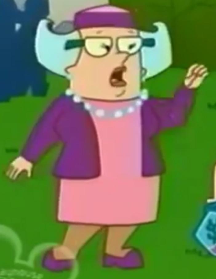 Grandma Griff