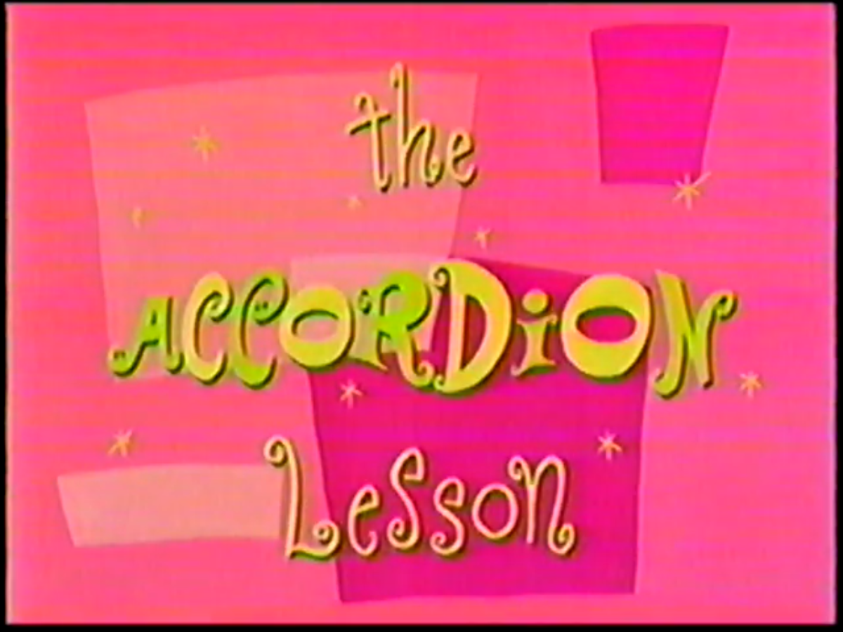 The Accordion Lesson