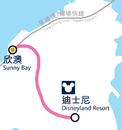DRL system map