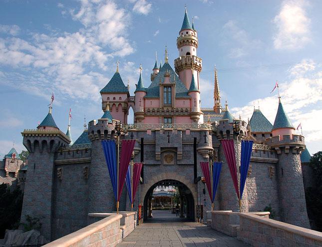 Disneyland (disambiguation)