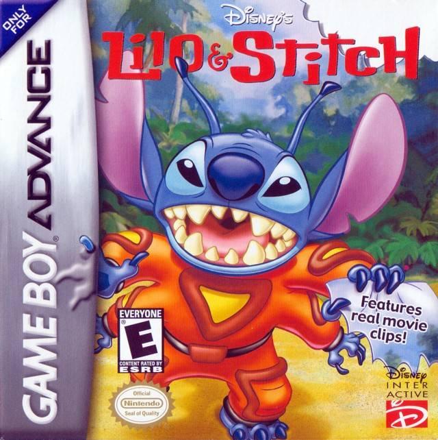 Lilo & Stitch (Game Boy Advance)