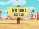 Here Comes the Sun (episode)