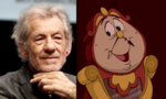Ian McKellen as Cogsworth