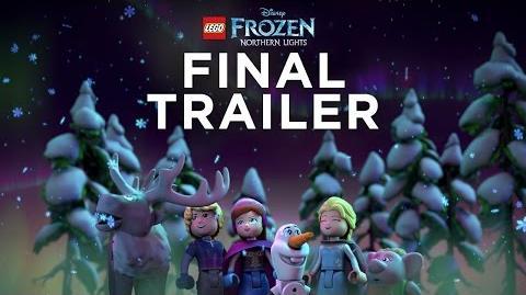 LEGO Disney Frozen Northern Lights – Final Trailer