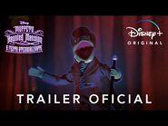 Muppets Haunted Mansion- A Festa Aterrorizante - Trailer Oficial Dublado - Disney+