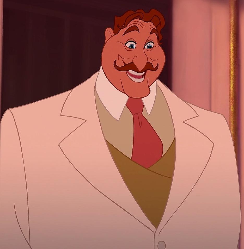 """Eli """"Big Daddy"""" La Bouff"""