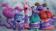 The Slugma Slugma Kappa (EEK) Girls (Carla, Maria, Brynn, Violet, Donna and Debbie)