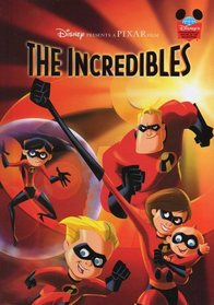 The Incredibles (Disney's Wonderful World of Reading)