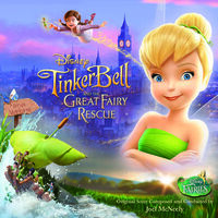 Tinker Bell and the Great Fairy Rescue soundtrack