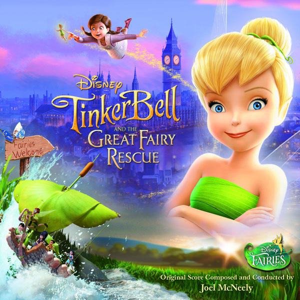 Tinker Bell and the Great Fairy Rescue (Original Motion Picture Soundtrack)