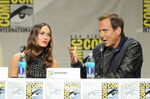 Will Arnett & Megan Fox at SDCC
