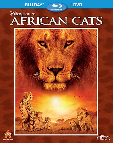 African Cats (video)