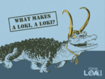 Alligator Loki promo image