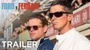 FORD v FERRARI Official Trailer HD 20th Century FOX