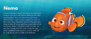Finding Dory Character Profiles 01