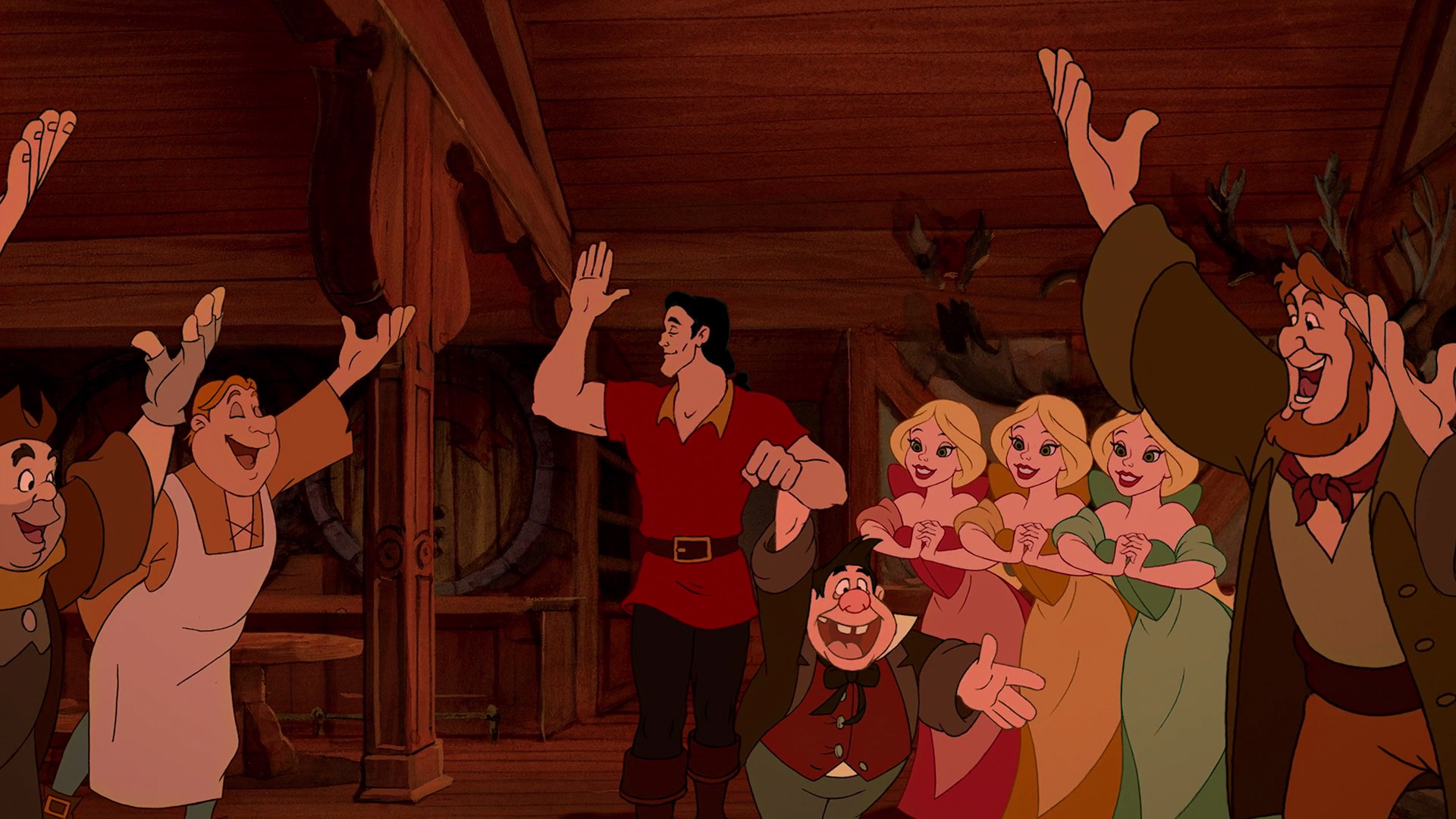 Ratigan6688/How I Rank The Beauty And The Beast Songs
