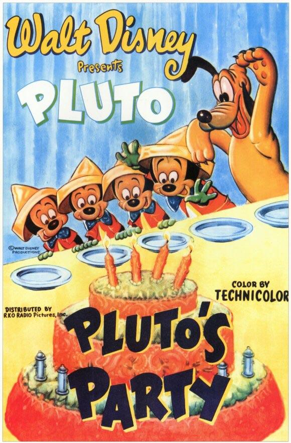 La festa di Pluto