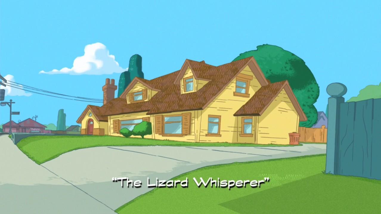 The Lizard Whisperer