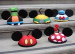 Mickey&friendsearhats