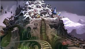 Mickeyjunk Mountain
