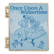 Once Upon a Wintertime Limited Release Pin - December 2016