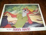Robin hood 1982 lobby card