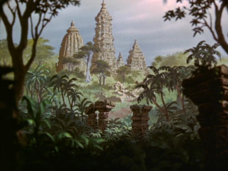 As Ruinas Antigas