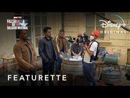 Falcão e o Soldado Invernal - Marvel Studios - Featurette - Disney+
