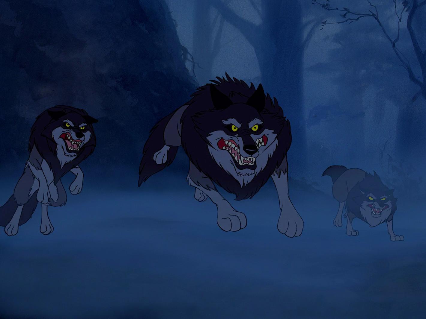 Los Lobos (Beauty and the Beast)