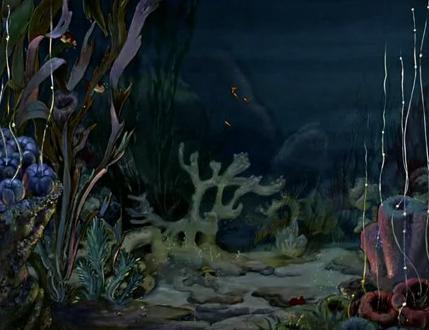 El Mar (Pinocchio)