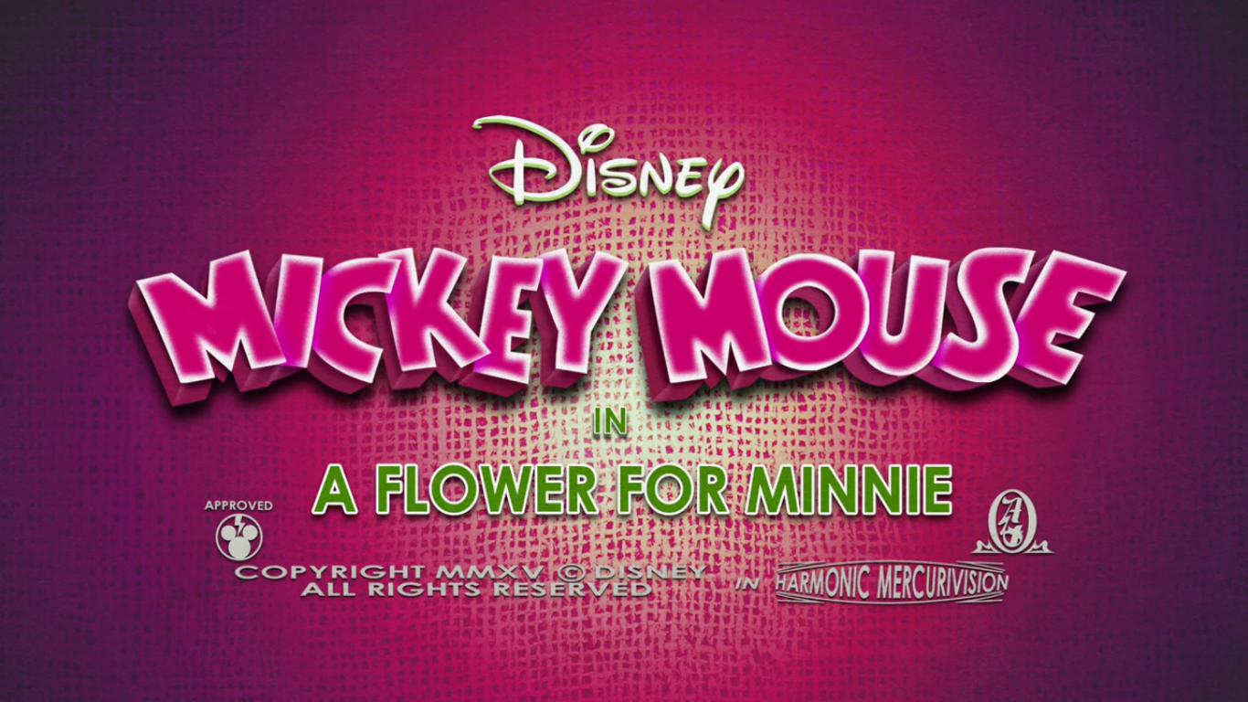 A Flower for Minnie