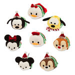 Mickey and Friends Christmas Tsum Tsum Mini