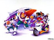 Mightyducks team