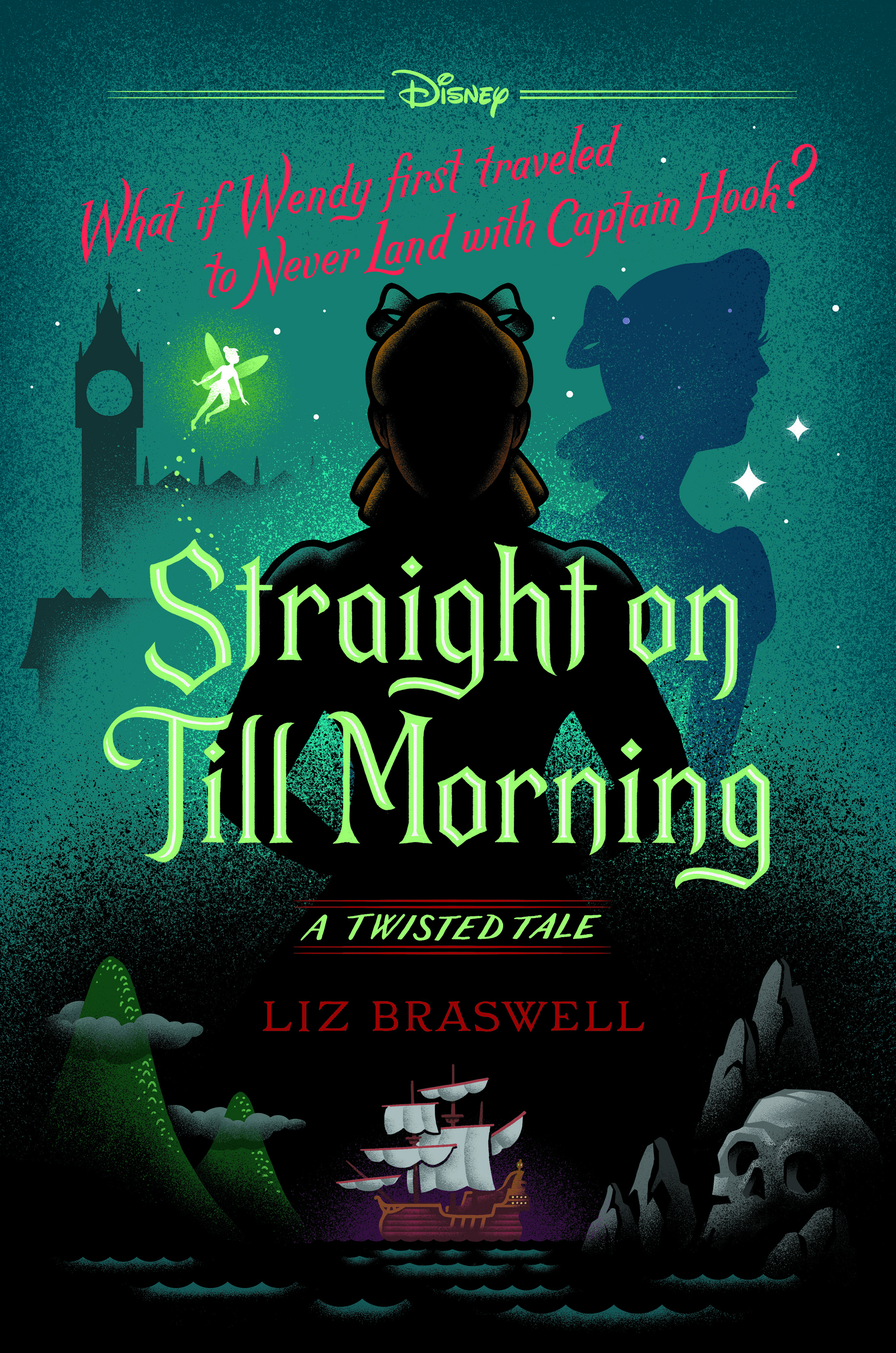 Straight On Till Morning (A Twisted Tale)