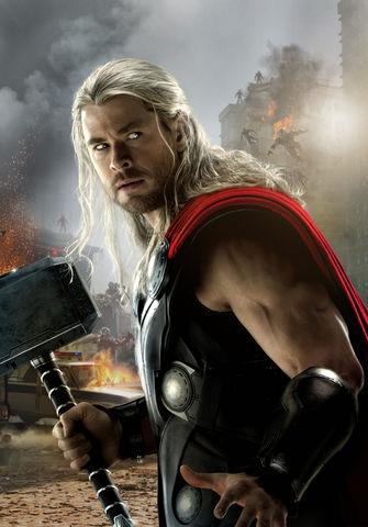 Thor Odinson/Galeria