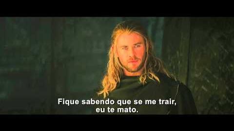 Thor O Mundo Sombrio - O retorno de Loki