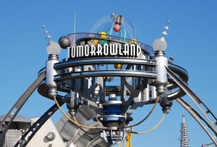 Tomorrowland background area music