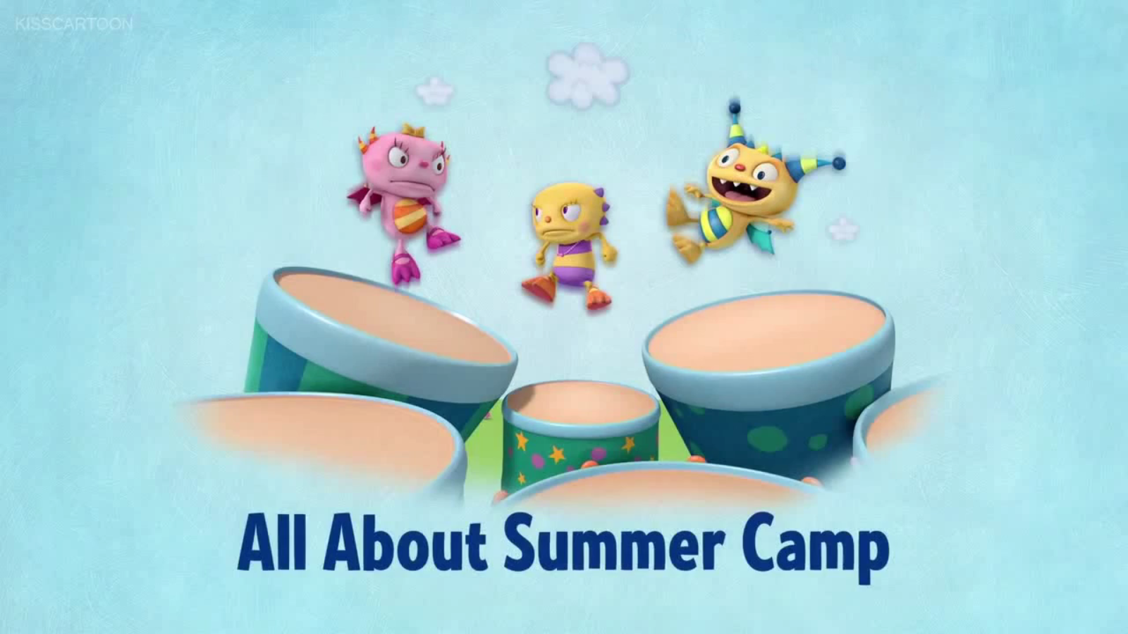 All About Summer Camp