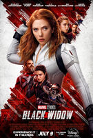 Black Widow Official Poster v2