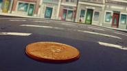 Dumb Luck - 1966 penny