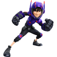 Hiro Suit Render