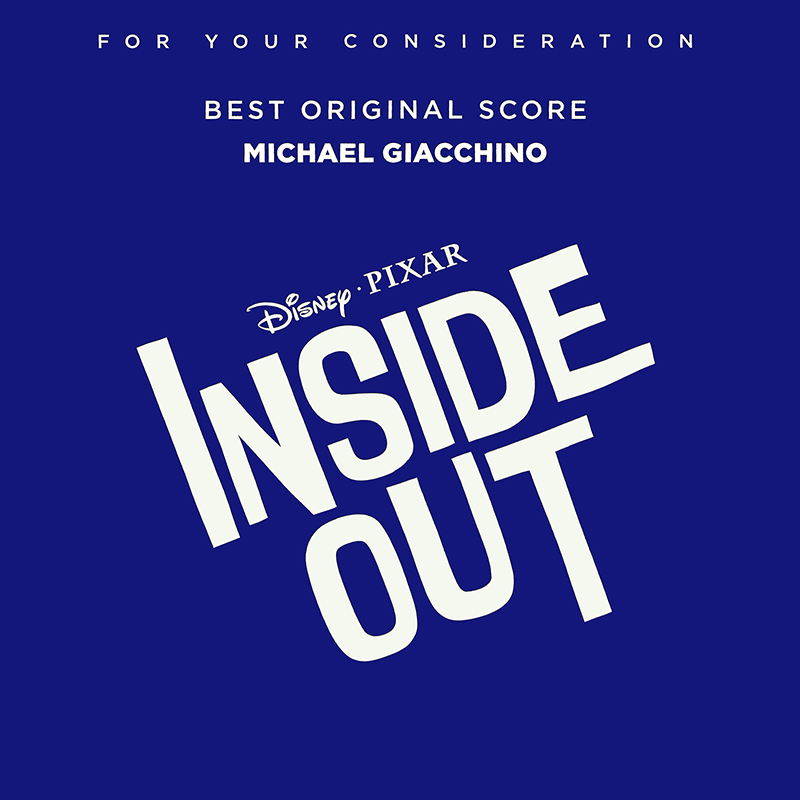 Inside Out (For Your Consideration Promo)